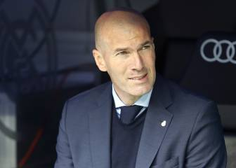 Zidane: I don't like that they say we're favourites for the Champions League
