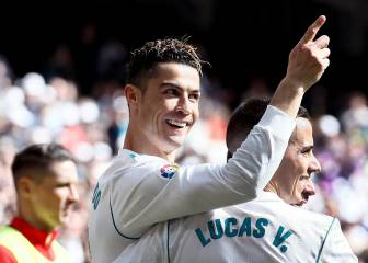 Cristiano Ronaldo hits 40-goal mark yet again