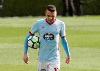 Aspas iguala su mejor registro y sigue superando mitos