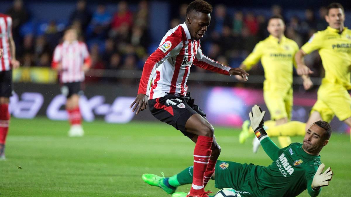 Resumen y goles del del Villarreal 1- Athletic 3  Los leones dominaron el  encuentro c50c248526135