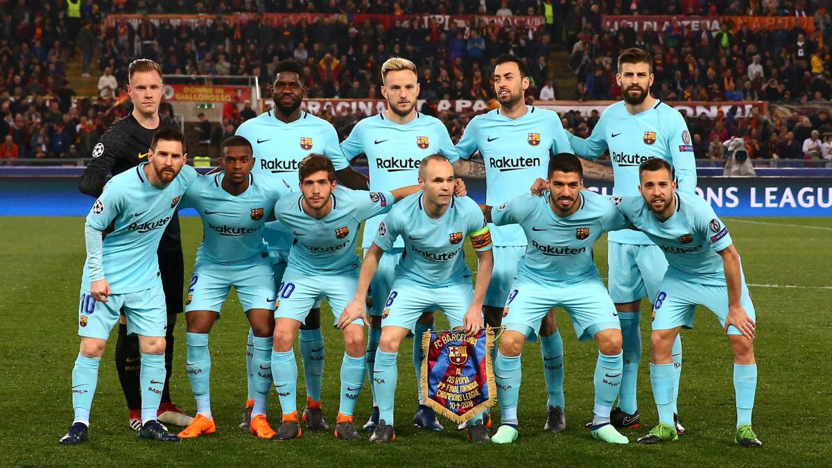Barcelona player ratings: Messi fails to turn up in Roma debacle