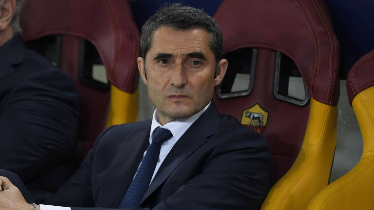 "Valverde: ""Roma pressed us high and we couldn't deal with it"""