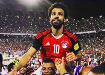 Mo Salah, the goal king who in Egypt is a charitable deity