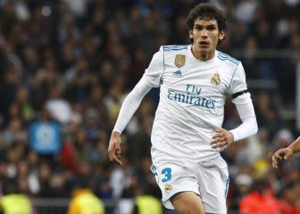 Vallejo makes Real squad for his biggest test to date