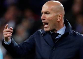 Zidane, happy but critical: