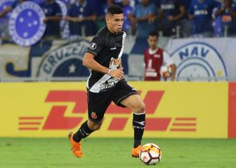 Atlético in the mix for Vasco da Gama rising star Paulinho
