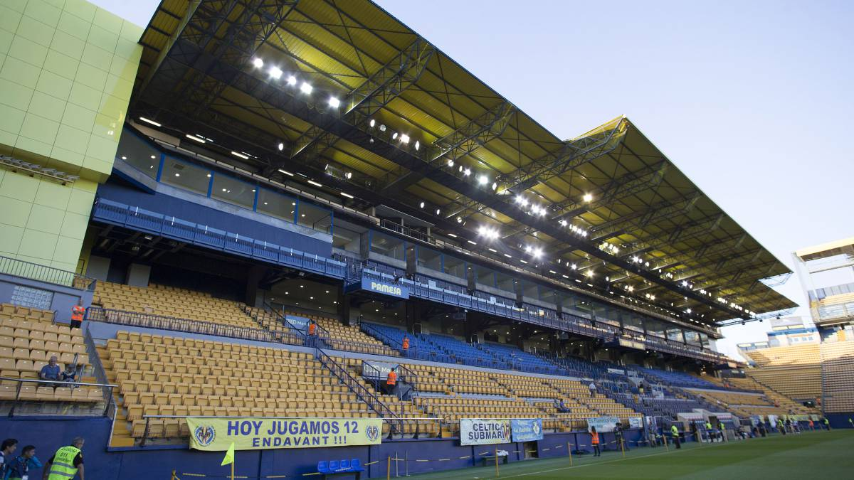 Villarreal's Cerámica to host Spain vs Switzerland in June