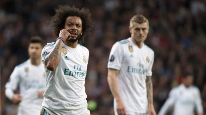 """""""No nos iba a pasar como al Barcelona, somos el Real Madrid"""""""