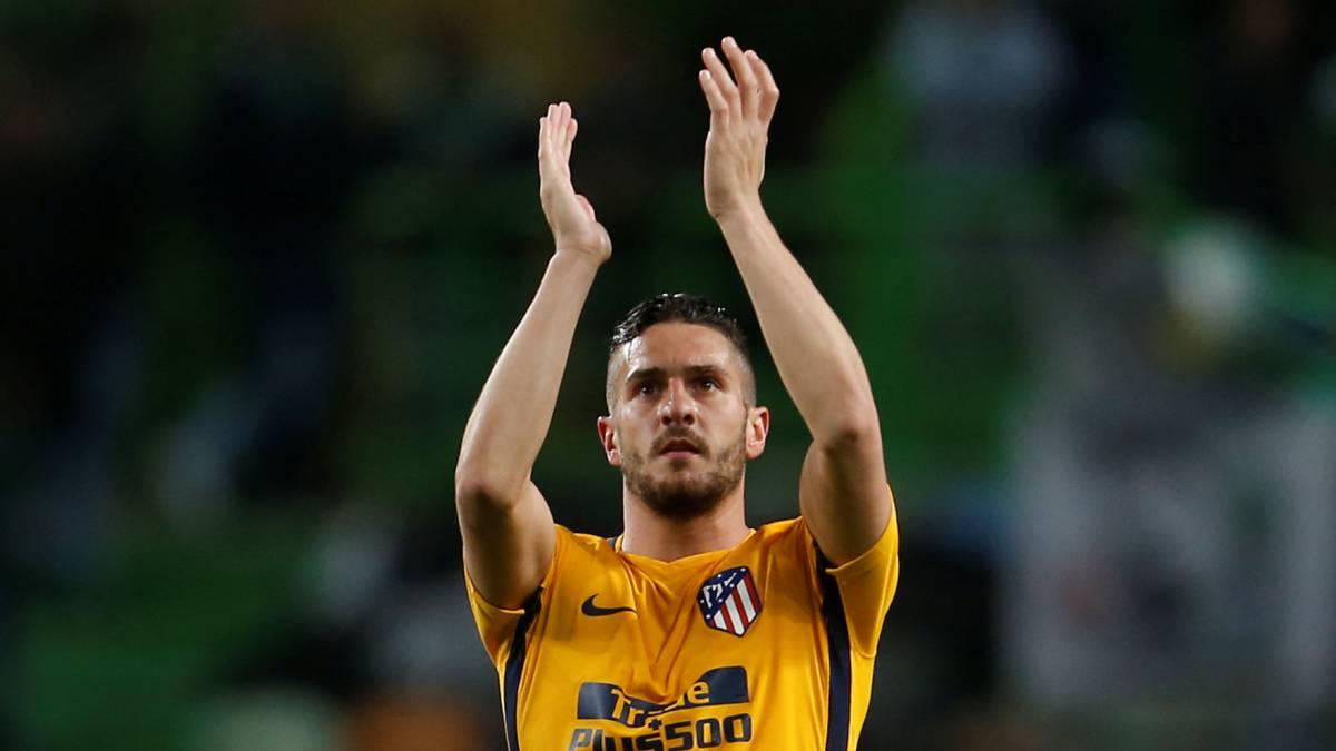 "Koke: ""If it was up to me, I'd hand Oblak a blank cheque..."""