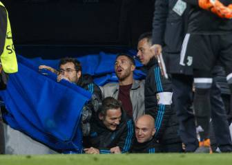 Ramos to avoid punishment for watching Juve clash pitchside