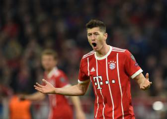 Lewandowski's agent keeps the door open on Madrid move