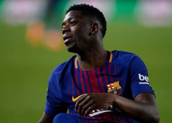 Dembélé, despegue frustrado