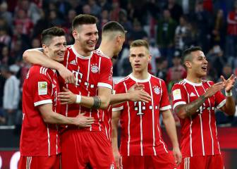 Bayern Munich send Champions League warning to Real Madrid