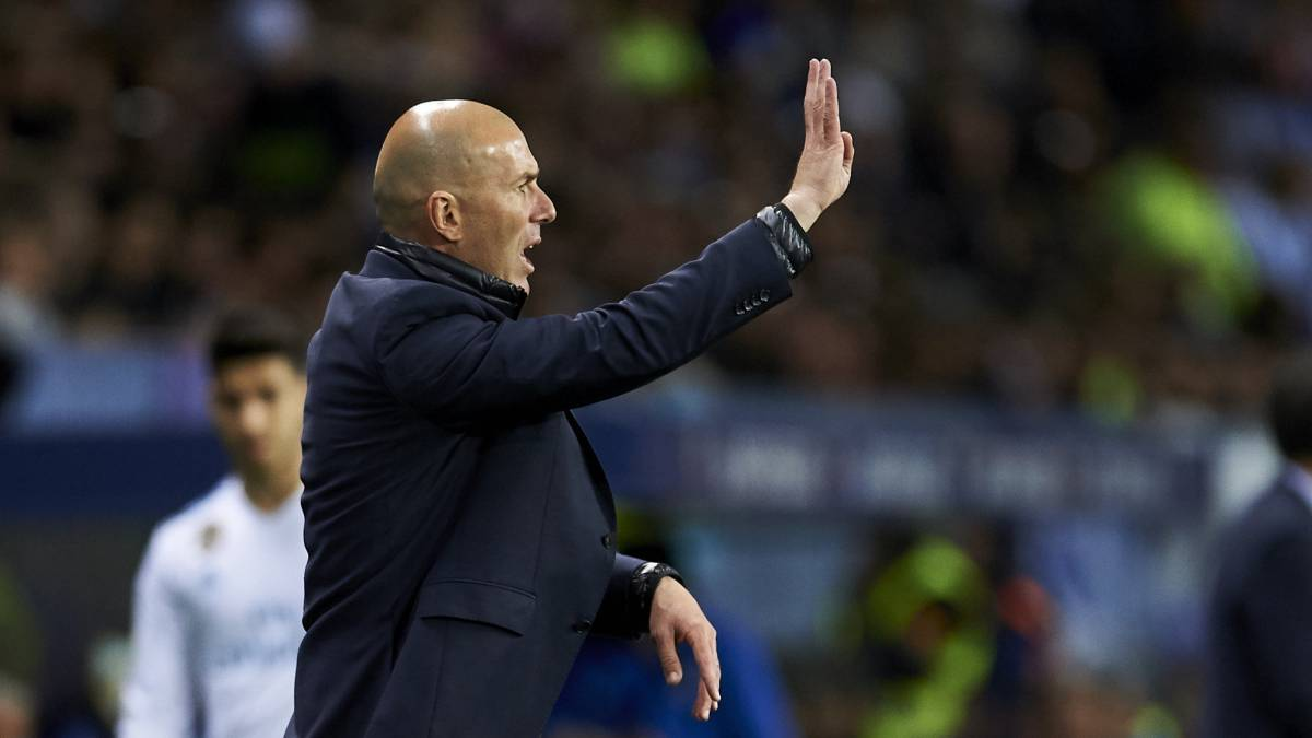 "Zidane: ""Isco has played much more this year"""