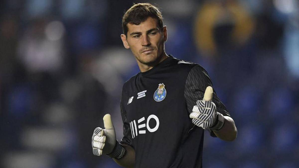 Iker Casillas: Porto goalkeeper's career at crossroads