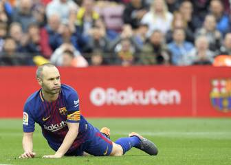 Andrés Iniesta's China move a done deal, Barcelona aware