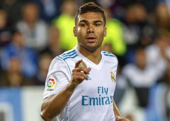 PSG keen to sign Casemiro