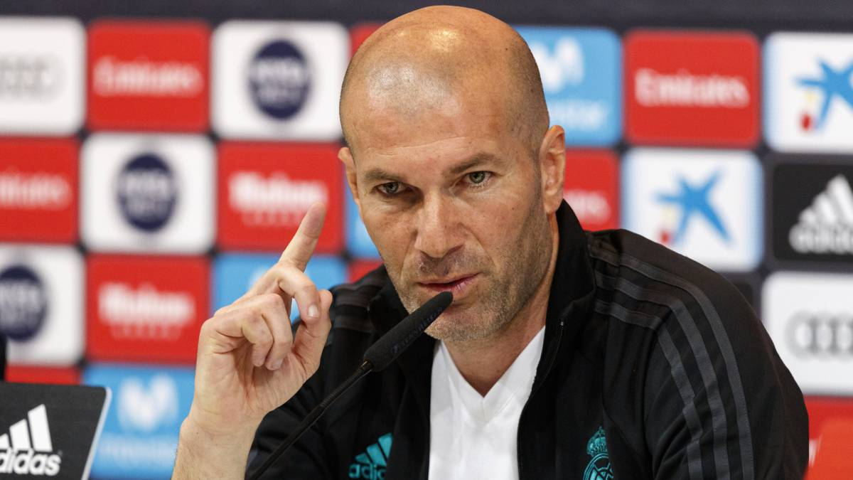 "Zidane: ""Anti-Madrid? Every day there are more madridistas"""