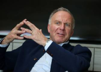 'If there's one team that can beat Madrid, it's Bayern' - Rummenigge