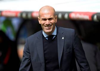Zidane includes all his stars in Real squad to face Athletic