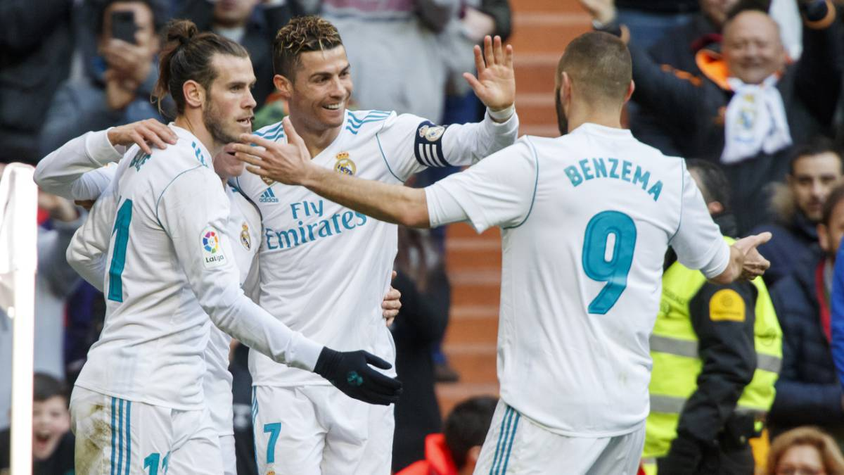 Image result for real Madrid  2018