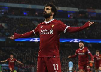 Liverpool's Salah and Barça's Messi top Golden Shoe ranking