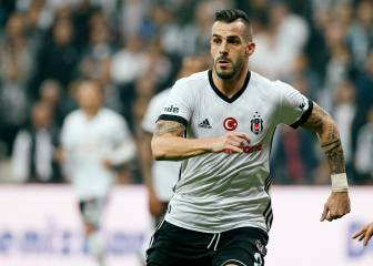 Negredo, feliz en Estambul: