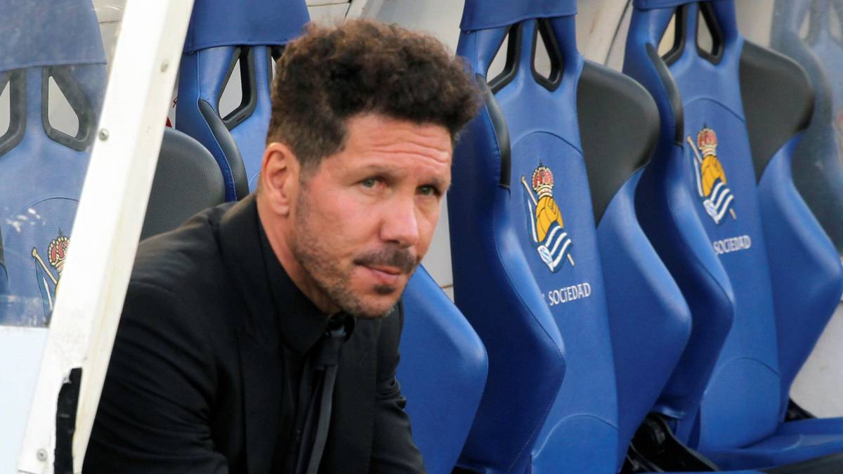"Simeone: ""Everyone could see Gameiro was onside"""