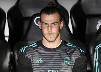 Zidane's patience with Bale ran out at half time against Juve
