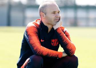 Iniesta to join Chinese outfit owned by Granada boss Jiang Lizhang
