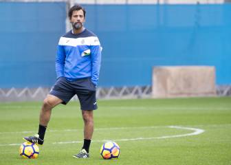 Espanyol sack Sanchez Flores after five games without a goal