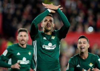 Real Betis defender ribs Sevilla over Copa final thrashing
