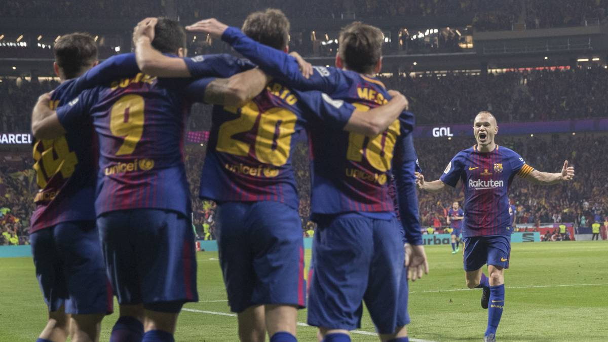 Barça match 103-year-old Copa record in Sevilla mauling