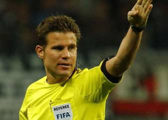 German referee Felix Brych to oversee Liverpool-Roma