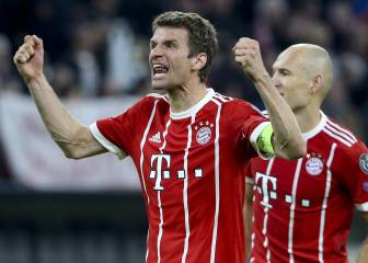 The resurgence of Thomas Müller under Jupp Heynckes
