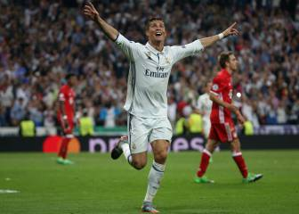 Cristiano Ronaldo; a nightmare for the Bundesliga big boys