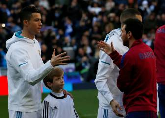 France Football: Messi earns €30m more than Cristiano