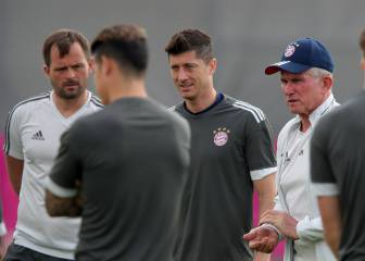 Alaba misses training; Heynckes could use Rafinha at left back