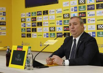 Arrest warrant issued for Las Palmas president