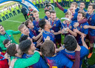 La Youth League devuelve las esperanzas en La Masia