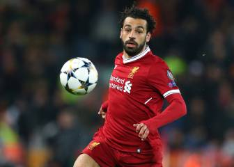 Salah, second favourite for Ballon d'Or according to bookies
