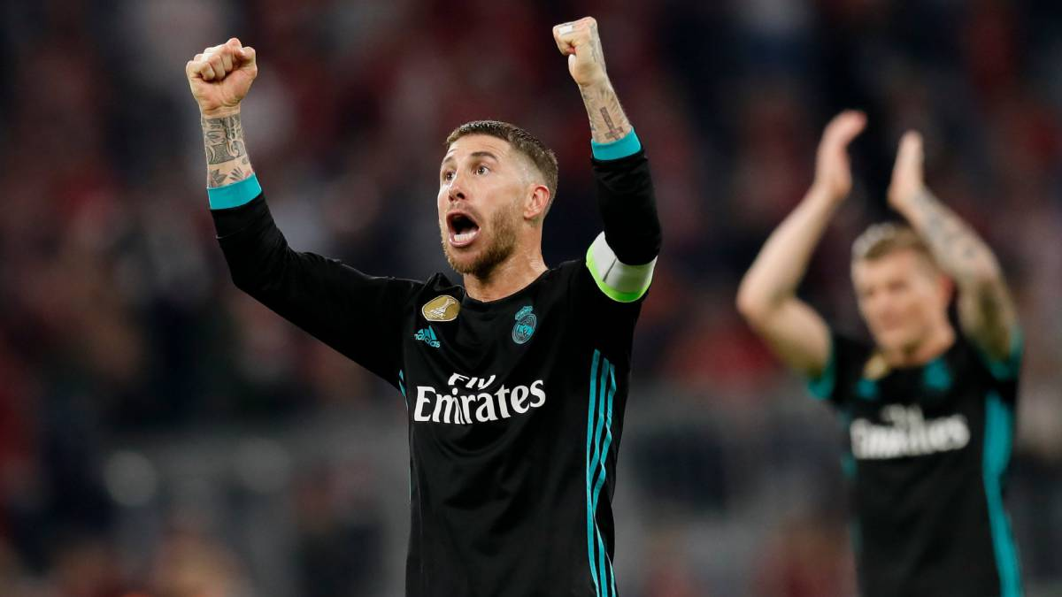 Real Madrid: 100% success rate after 2-1 first-leg away win
