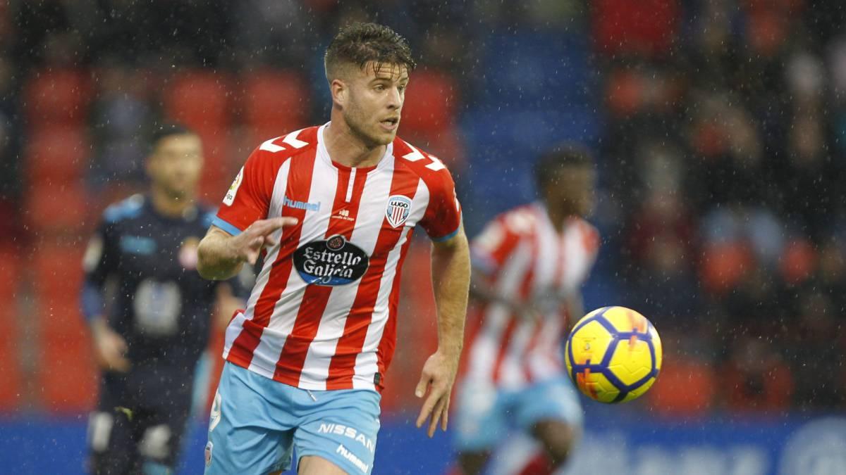 El Athletic sigue el progreso de Mario Barco