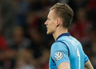 Atlético well placed to sign Leverkusen 'keeper Bernd Leno