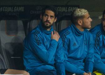 Madrid's Isco practically ruled out for Bayern second leg