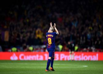 Iniesta to announce Barcelona departure on Friday