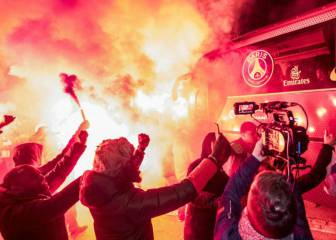 PSG ultras warn PSG players and management
