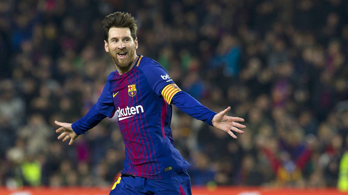 13441218fb3 Messi overtakes Salah in the race for Golden Shoe - AS.com