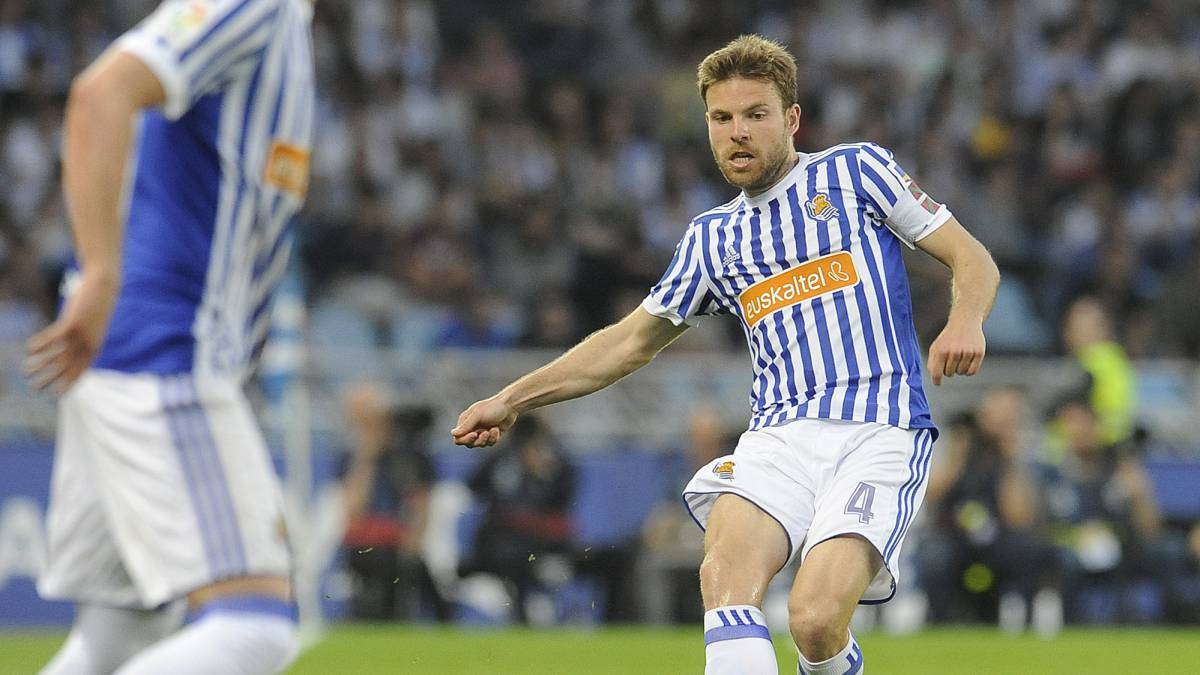 "Illarramendi: ""I don't want to play for Athletic"""
