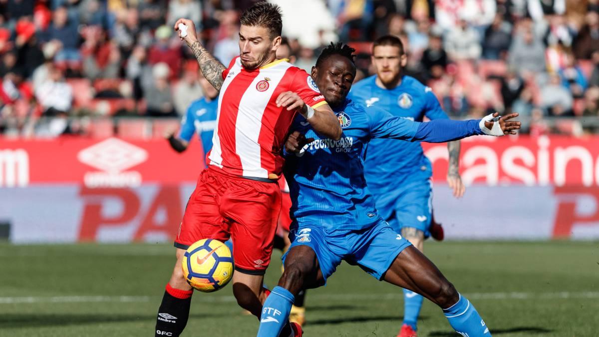 Resultado De La Liga Santander En Directo Getafe Vs Real: Girona 1: Resultado Y Resumen Del Partido De